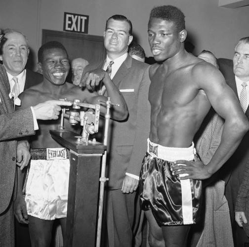 Obit Emile Griffith Boxing