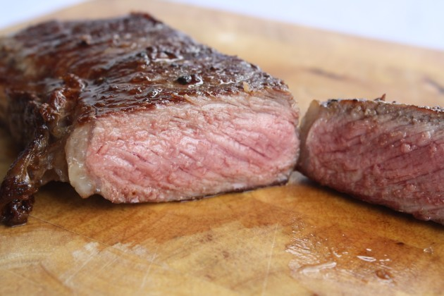 how to cook the perfect medium rare ribeye steak