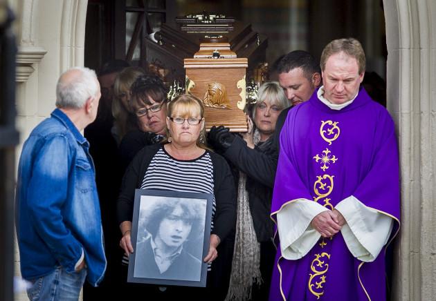 Kevin McKee funeral