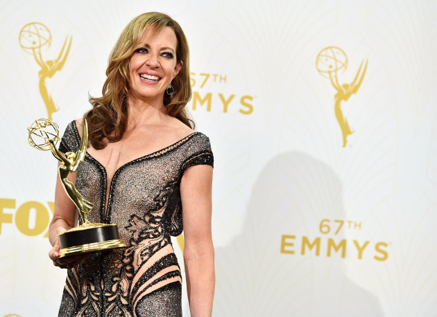 2015 Primetime Emmy Awards - Press Room