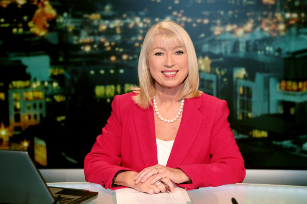 RTE newsreader Anne Doyle read her final broadca