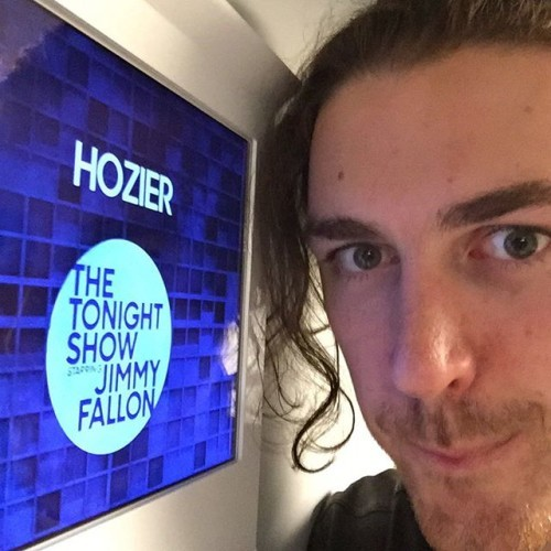 Hey @hozier here. I'll be taking over the Tonight Show account for the day. Stay tuned for potential silliness. #FallonTonight