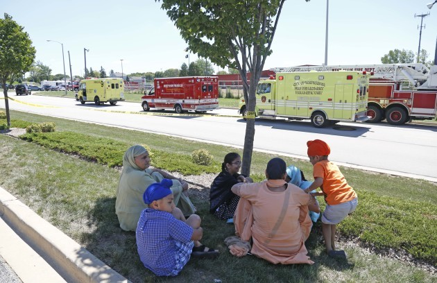 Sikh Temple-Shooting