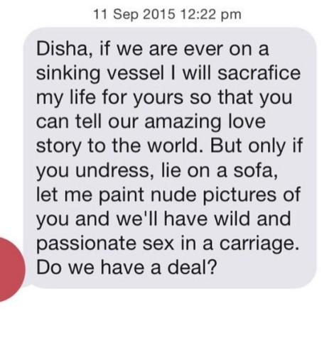 Eskalation flirten Was bedeutet