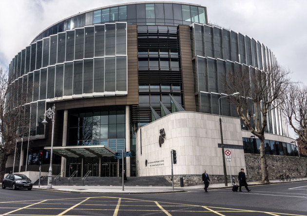 Criminal Courts of Justice, Dublin.
