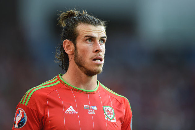 Soccer - UEFA Euro 2016 - Qualifying - Group B - Wales v Israel - Cardiff City Stadium