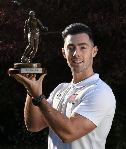 SSE Airtricity/SWAI Player of the Month Award for September 2015