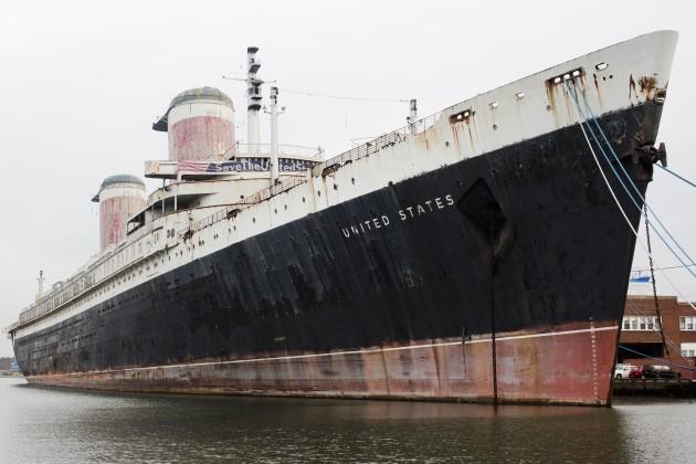 Historic Cruise Ship