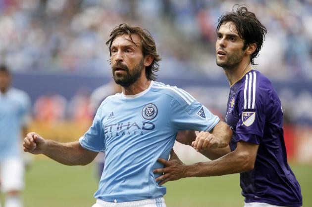 MLS Orlando City SC New York City FC Soccer