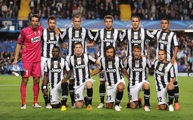 Soccer - UEFA Champions League - Group E - Chelsea v Juventus - Stamford Bridge
