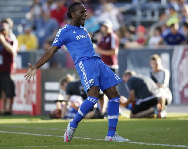 MLS Impact Rapids Soccer