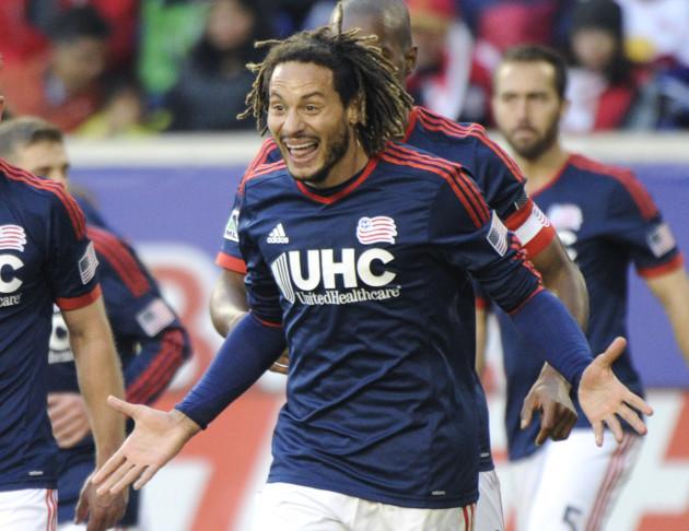 MLS Revolution Red Bulls Soccer