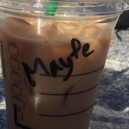 Definitely, Mayfe @meadhbh_kelly