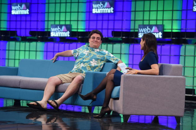 Palmer Luckey evil villain