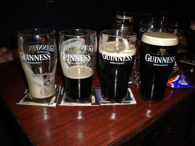 Here 39 s why guinness farts smell so damn horrible the for Guinness beer in ireland
