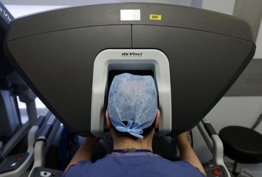 Science and Technology - De Vinci Xi Surgical System - Royal Marsden, London