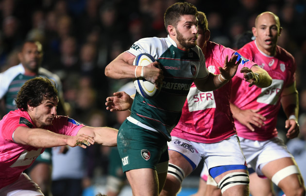 Leicester Tigers v Stade Francais - Champions Cup - Pool Four - Welford Road