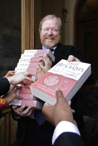 Bill Bryson - A Short History of Nearly Everything - Schools Free Copy
