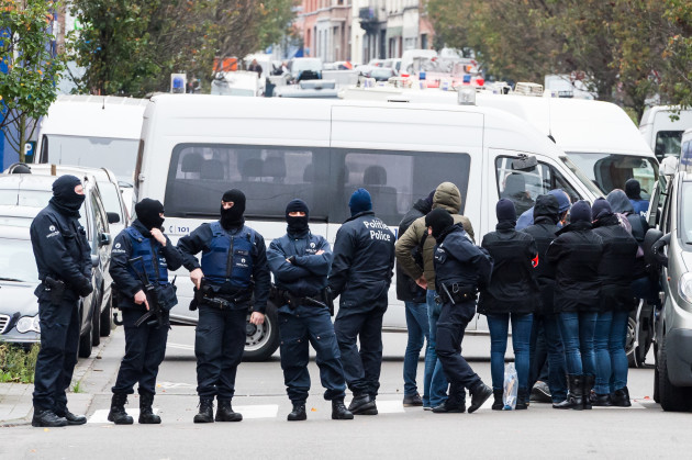 Belgium France Paris Attacks