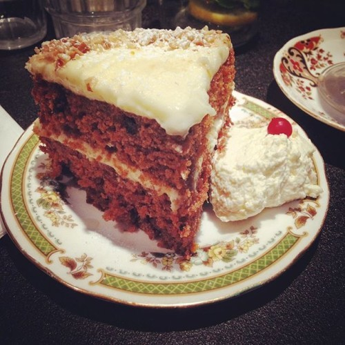 Queen of tarts carrot cake recipe