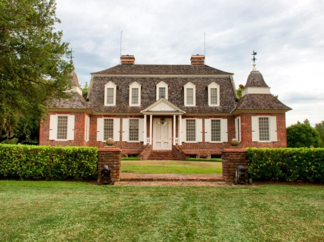 This Fairytale 18th Century Plantation Is For Sale In