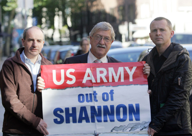 11/10/2012 US army out of Shannon