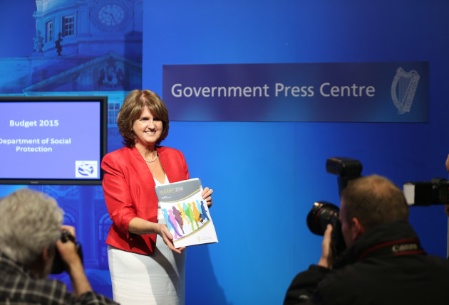 14/10/2014 Budget Day 2015