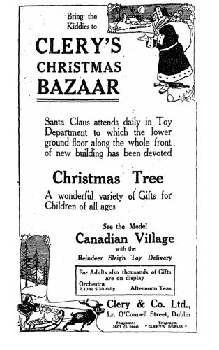 clerys27Nov1922