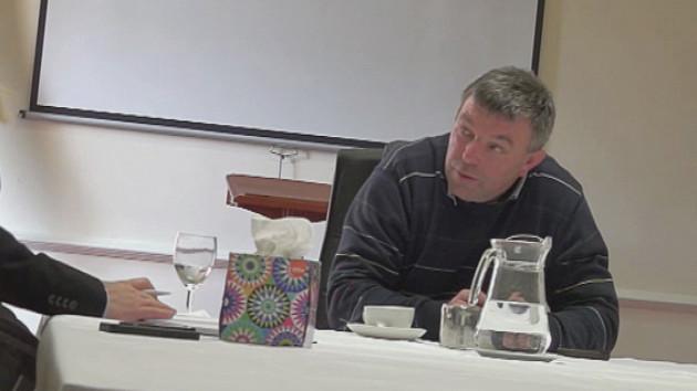 Councillor Joe McQueenan - RTE Investigates - Standards in Public Office