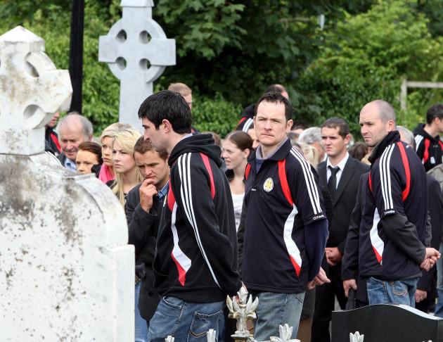Donegal car crash funerals
