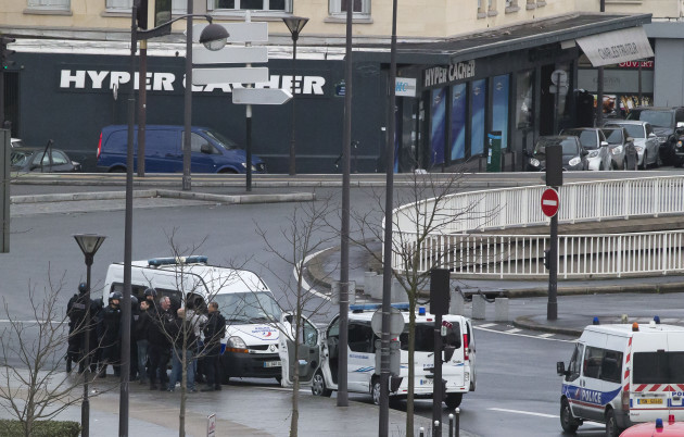 France Market Attack
