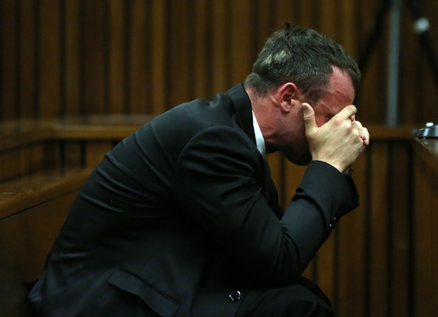 South Africa Pistorius Trial