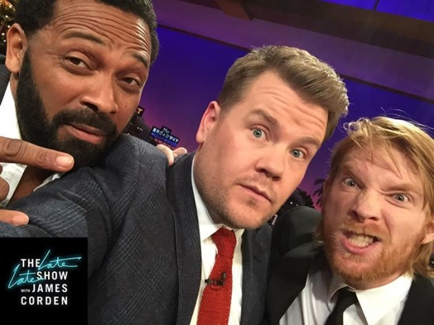 Timeline Photos - The Late Late Show with James Corden | Facebook
