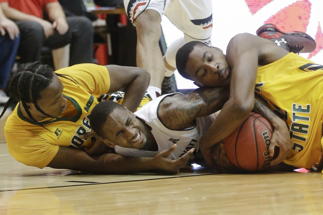 Norfolk St Cincinnati Basketball