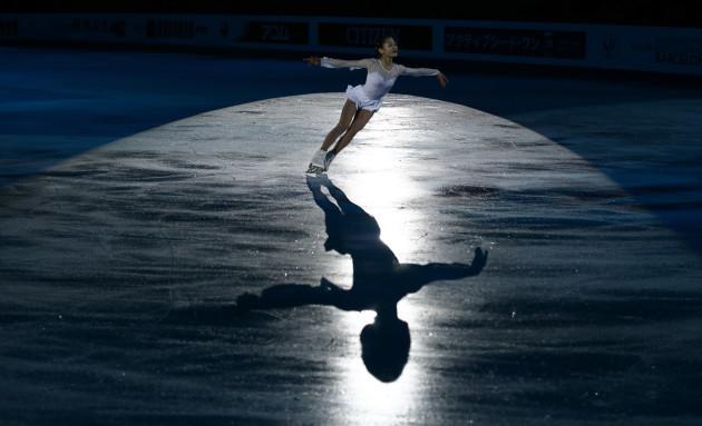 Spain Grand Prix Final Figure Skating