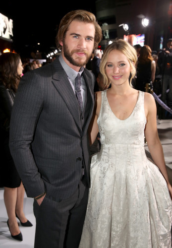 The Hunger Games: Mockingjay - Part 1 Premiere - Los Angeles