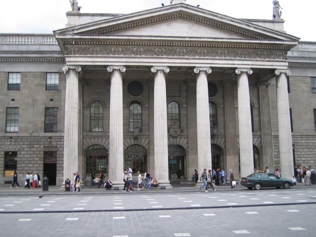 GPO (General Post Office) Dublin, Ireland