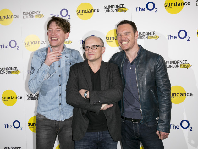 Britain Frank Screening
