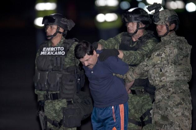 Mexico Chapo Guzman