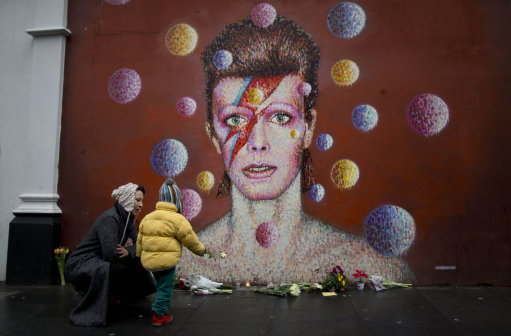 Britain Obit David Bowie