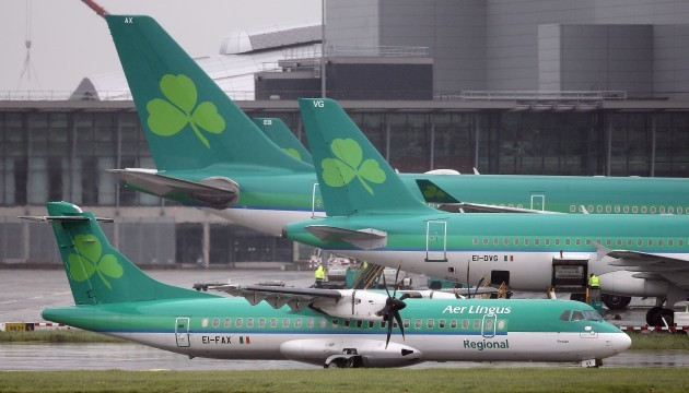 Aer Lingus job creation