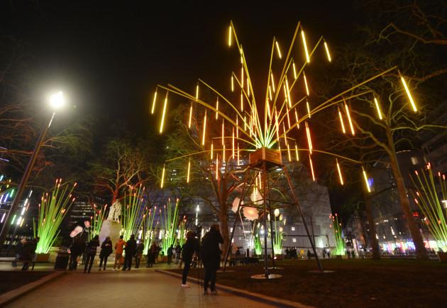 Lumiere London festival