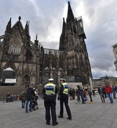 Germany Cologne Crimes