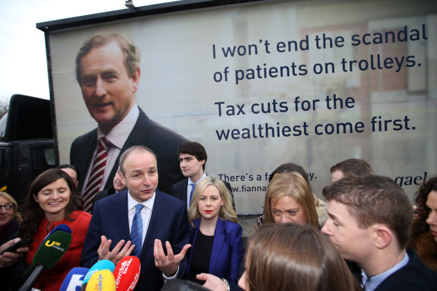 13/1/2016 Fianna Fail General Election Starts