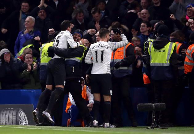 Chelsea v Everton - Barclays Premier League - Stamford Bridge