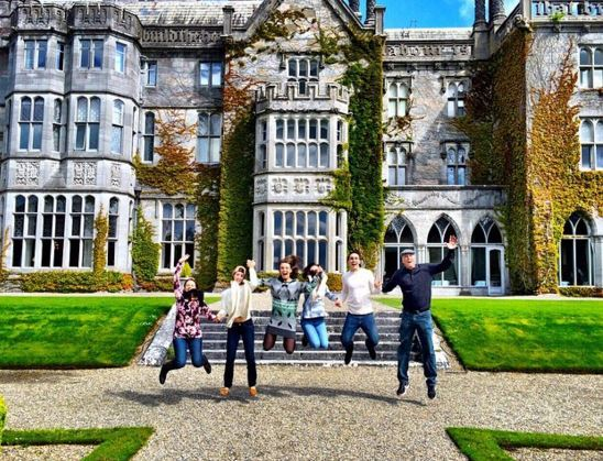 Trip Advisor Has Named Its Top 25 Travellers Choice Hotels In Ireland For 2016