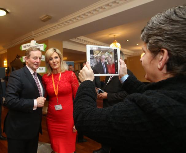 23/01/2016.78th Fine Gael Ard Fheis - Day 2. Pictu
