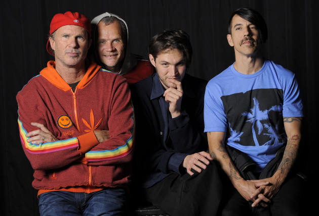 Music Red Hot Chili Peppers