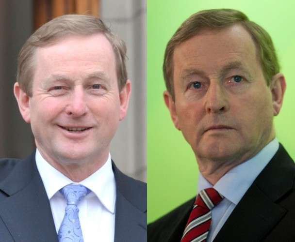 enda now and then
