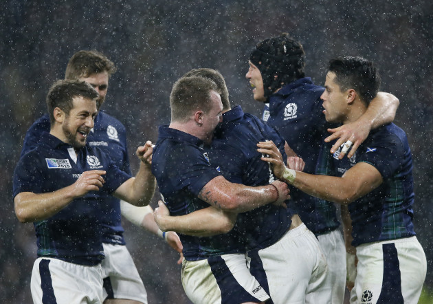 'That game was there to be won' - Cotter laments Scotland missed chances